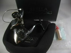 Shimano 13 Stella SW 4000 XG body only Limited Good condition Genuine Japan