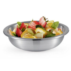 Stainless Steel Mixing Bowl Stir Salad Bowl Vegetable Cooking Cookware 12cm