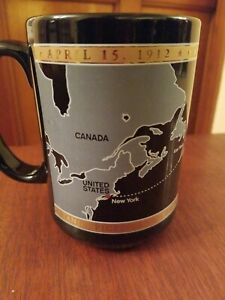 Titanic Museum Pigeon Forge TN Mug NEW 16 oz