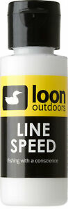 Loon Outdoors Line Speed Fly Fishing Line Cleaner and Dressing $9.92