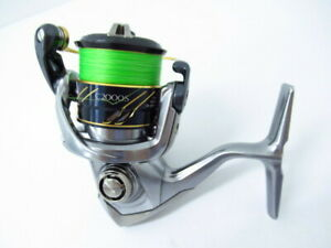 Used SHIMANO Vanquish C2000S HGS-A reel Limited Good condition Genuine Japan
