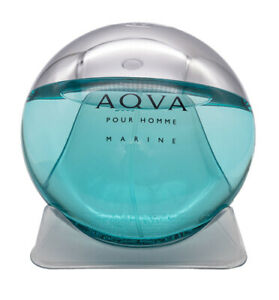 Bvlgari Aqva Marine Pour Homme by Bvlgari 3.4 oz EDT Cologne for Men Tester $34.75