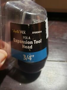 Pex Apollo Expansion Tool Head 34