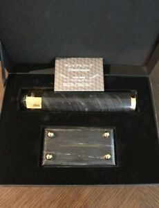 American Express Centurion Black card holders limited Teleidoscope marble New
