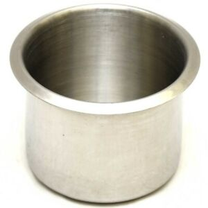 Legend Bass Boat Cup Holder 2 3 4 x 2 1 4 Inch Stainless Polished