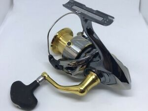 SHIMANO 14STELLA 4000XG spinning reelLimited Good condition Genuine Japan Be