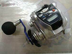 Daiwa SEABORG 150J Electric Reel wCable Bag Free Shipping From Japan Excellent