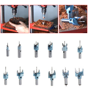 Wood Bead Maker Beads Drill Bit Milling Cutter Woodworking Tool Supply