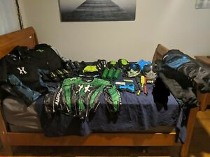Paintball gear. pick individual or multiple items. good condition