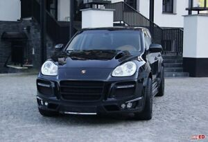 PORSCHE CAYENNE MK1 955 MAGNUM 2 WIDE BODY KIT 2003-2006 Design