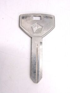 CHRYSLER UNCUT VALET KEY BLANK IGNITION DOOR DODGE JEEP PLYMOUTH $3.99