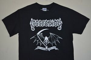 DISSECTION anti cosmic metal of death SHIRT Small Medium Large XL XXL emperor $11.00