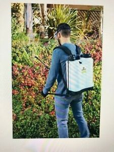 4 Gallon Backpack Tank Garden Liquid Sprayer for Pesticide Chemical Weed Sealer