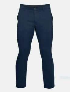 Under Armour Men's Golf Pants, 32X32, Showdown Golf Pants, Navy, New With Tags $36.99