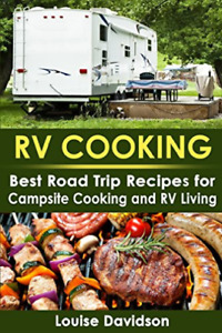 Davidson Louise Rv Cooking BOOK NEW