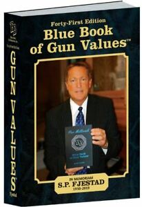 Blue Book of Gun Values 41st Edition 2020 2021 Free Shipping Pawn Shop Gun Store