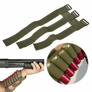 Tactical Bullet Bag Shotshell Holder Hunting Case Reload Holder Molle Pouch