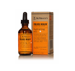 Dr. Miracles Follicle Healer Hydrating Oil 2 Oz