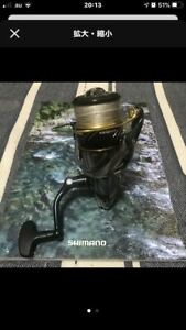 Shimano 16 Vunkisshu 4000HGLimited Good condition Genuine Japan Best price