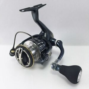 Used SHIMANO TWINPOWER 17 XD C3000XGLimited Good condition Genuine Japan Bes