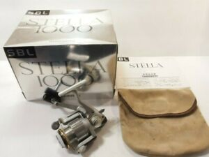 Used Shimano 92 primary STELLA 1000 spinning reelLimited Good condition Genu