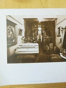 African American LADY PIANO James Van Der Zee Institute Photo COPY FROM 1928