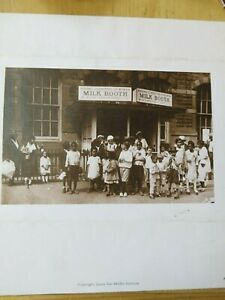 African American KIDS MILK James Van Der Zee Institute Photo COPY FROM 1928
