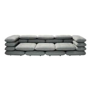 Stone Design  Grey Sofa  Art  Living  Dalibor