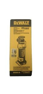 DeWALT DCS551B 20V 20 Volt Li-Ion Max Cordless Rotary Drywall Cut-out Tool NEW