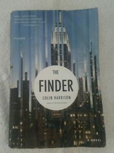 The Finder by Colin Harrison Paperback $3.39