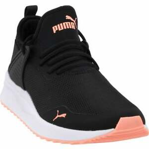 Puma Pacer Next Cage Mens Running Sneakers Shoes Black $39.99