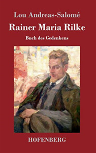 Andreas Salome Lou Ger Rainer Maria Rilke HBOOK NEW
