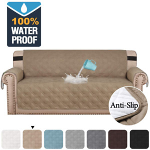 H.VERSAILTEX 100% Waterproof Sofa Protector Cover Couch Covers for Dogs/Pets   S