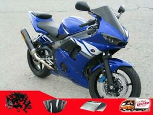 NA Blue White Injection Plastic Set Fairing Fit for Yamaha 2003 2005 YZF R6 s019 $389.99