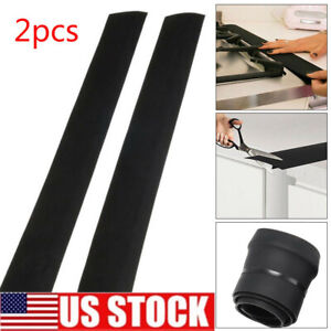 Silicone Gap Cover Kitchen Stove Counter Oven Guard Spill Seal Slit Filler Tools