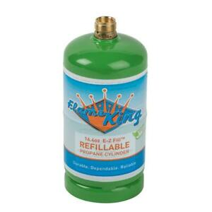 Refillable Propane Cylinder 1 lb. For Outdoor Use Camping