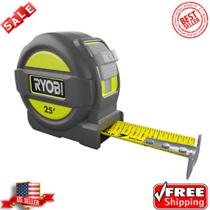 RYOBI 25 ft. Measuring Tape Overmold and Wireform Belt Clip ( ABS ) $8.98