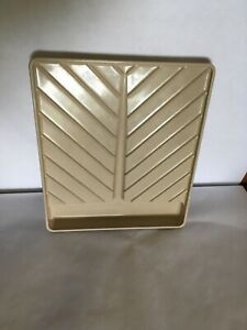 Vintage Anchor Hocking MicroWare Microwave Bacon Cooker Rack Tray