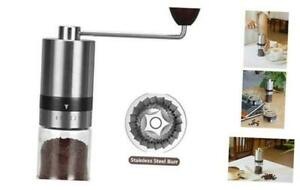 Vkchef Coffee Grinder Manual (6 Adjustable Setting CNC Stainless Steel Burr Grin