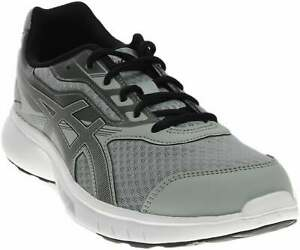 ASICS Stormer Casual Running Shoes Grey Mens Size 9.5 D $24.95