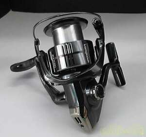 SIMANO  Spinning Reel [Vanquish 4000XG-B] Good Condition Made in Japan from JP
