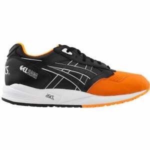 ASICS GEL Saga Casual Shoes Orange Mens $37.57