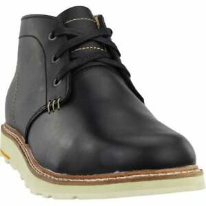 Georgia Boots Small Batch Chukka s Casual Boots Black Mens