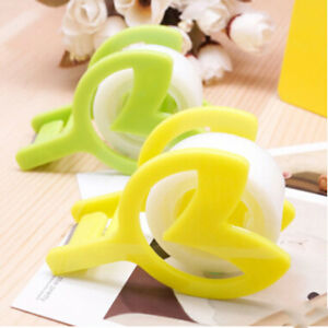Creative Square Plastic Tape Seat Tape Holder Office Tape Dispenser Desktop FM $2.24