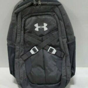 Under Armour Recruit 2.0 Backpack Graphite Heather Graphite White $15.51