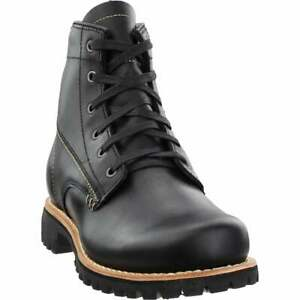 Georgia Boots Small Batch s Casual Boots Black Mens