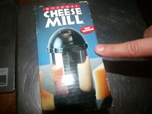 Jesco GOURMET CHEESE MILL Coarse and Fine Blades All Purpose Grater