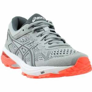 ASICS Gt 1000 6 Womens Running Sneakers Shoes Grey $39.99
