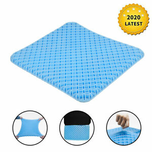 Breathable Egg Gel Cushion Seat Comfortable Egg Sitting Flex Pillow Back Support