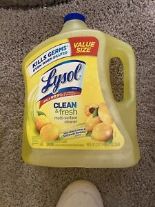 Clean & Fresh Multi-Surface Cleaner (Lemon & Sunflower) 90 oz